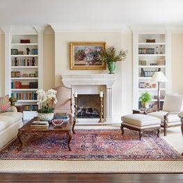 Greenwood Village Living Room