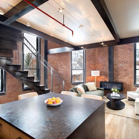 Historic Aspen Loft Remodel