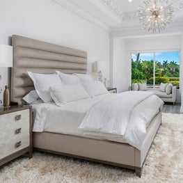 Mirasol Golf Course Estate Bedroom