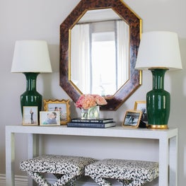 Living Room Wilmette Residence