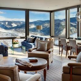 Mountain Living: Living Room