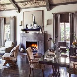 Mid City LA Living Room