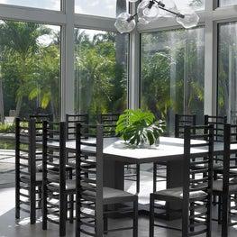 Modern Zen Dining Room