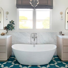 Fremont master bath