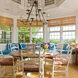 Nantucket Summer Home - Breakfast Room