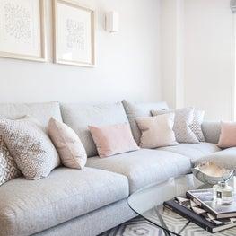Central London full refurbishment of 2 bedroom apartment