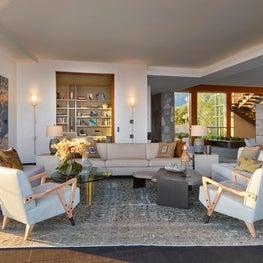 Malibu Open Air Living Room