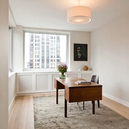 Desk in NYC Penthouse