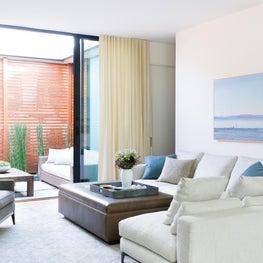 Warm Modern Home in Los Altos, California