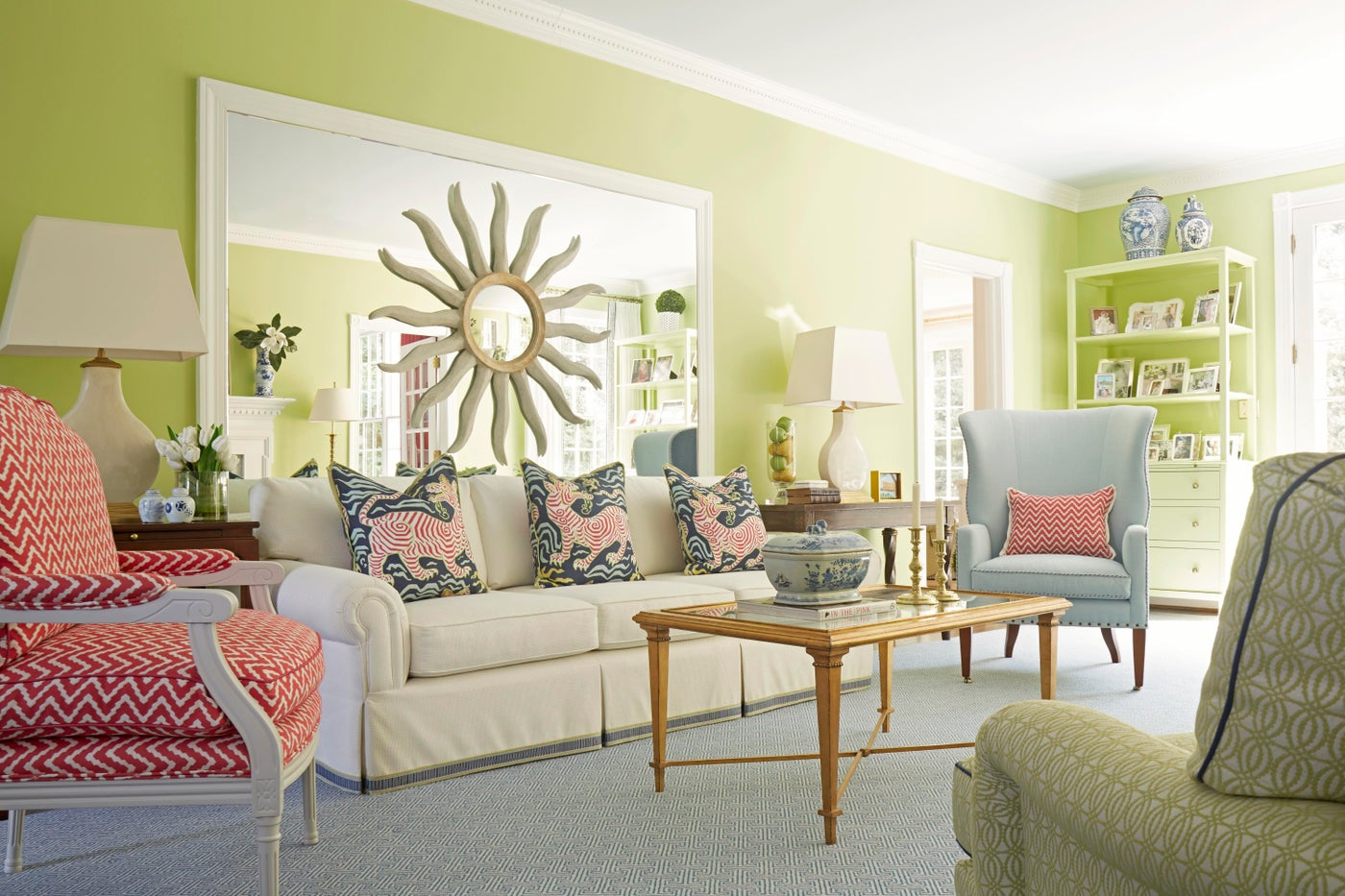 Kelley Interior Design Living Room