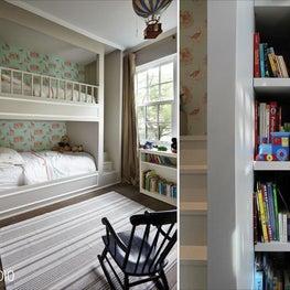 5 Bedroom/3.5 Bathroom Historic Landmark Residential Gramercy Co-op Duplex...