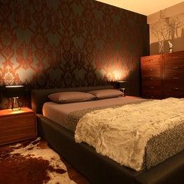 Bedroom--Residence in Brooklyn