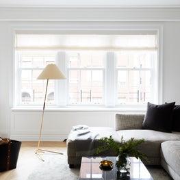 Upper East Side: Living Room