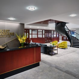 Pittsburgh Law Offices Main Lobby