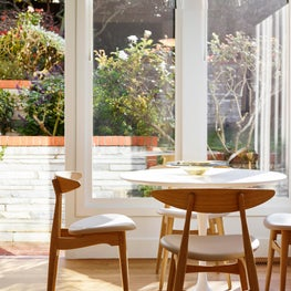 Dolores Heights Home-Breakfast Table