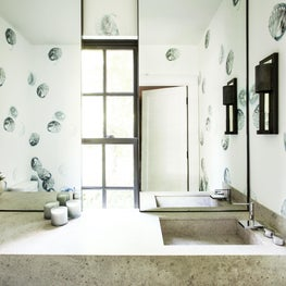 Powder Room - Trove Wallpaper