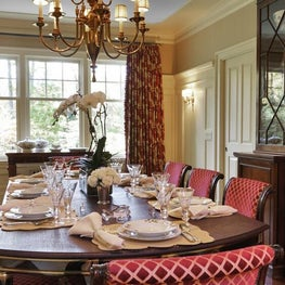 WESTCHESTER RESIDENCE Traditional Dining Room