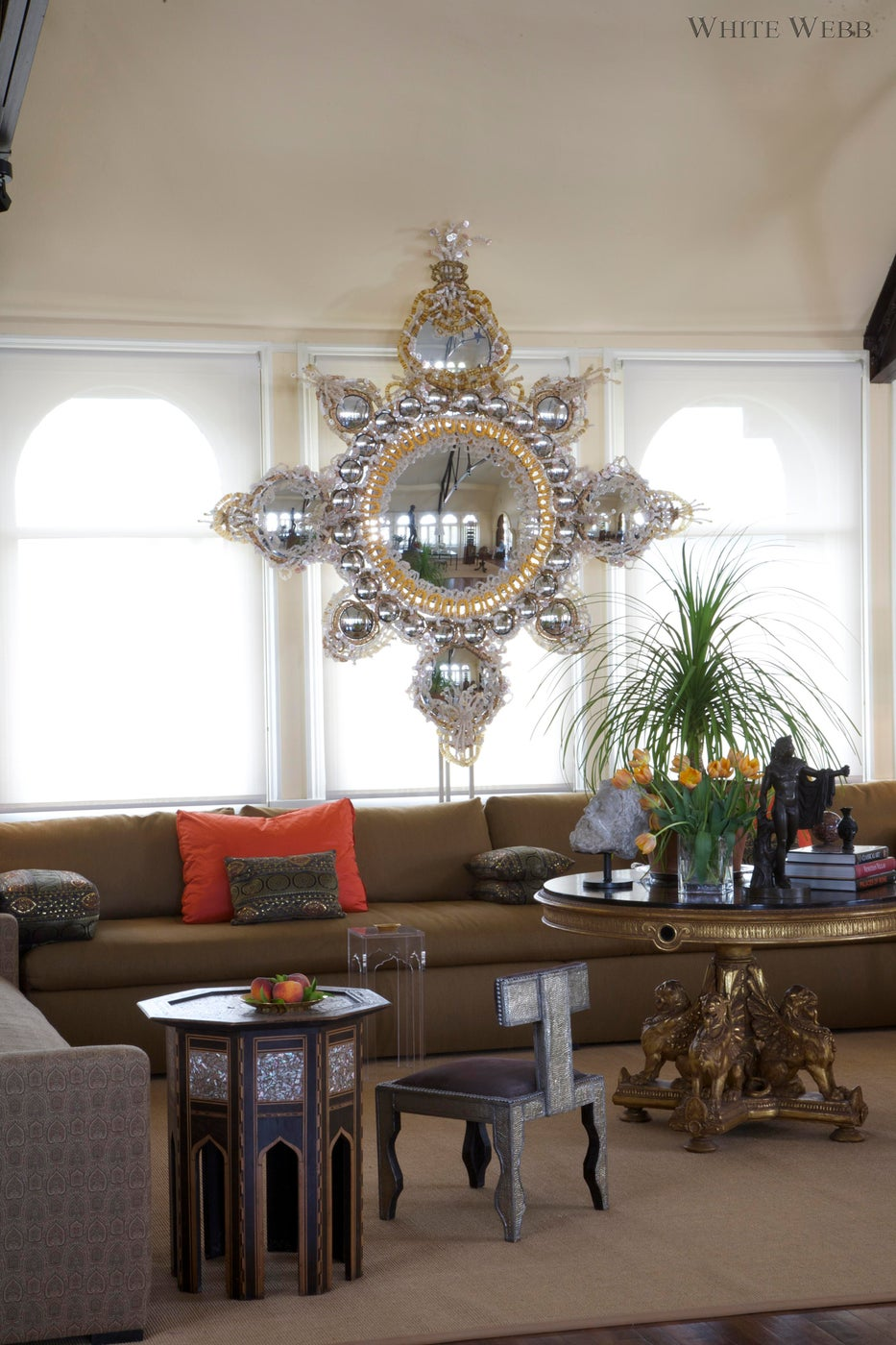 Penthouse Loft Living Room 3