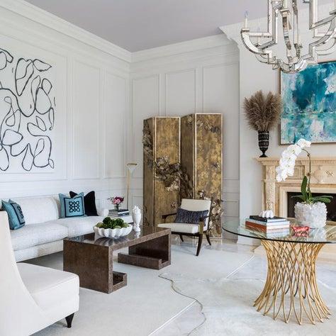 DC Design House - Living Room