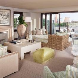 Seaside Luxe - Living Room