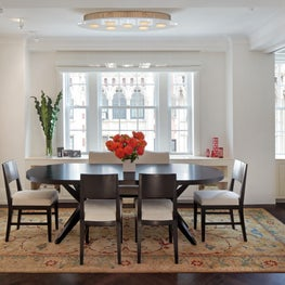 Madison Avenue Residence Formal Dining Room