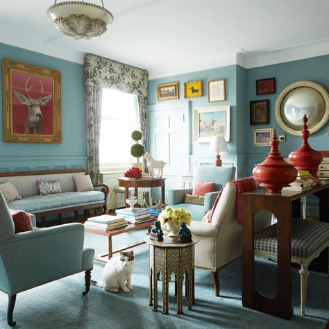 Harlem Landmark Living Room