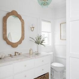 Beach House - Downstairs Master Bathroom