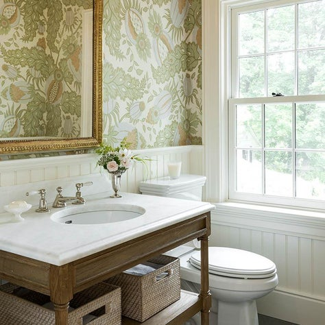 Connecticut Powder Room
