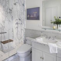 Upper West Side Apartment Master Bathroom