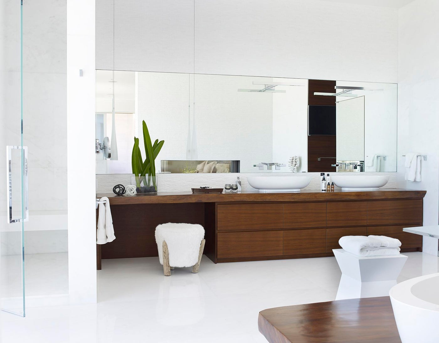 Vero Beach Residence - Master Bath