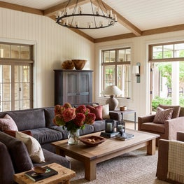 San Juan Island Retreat - Family Room