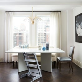 Gramercy Park Dining Area Interior Design