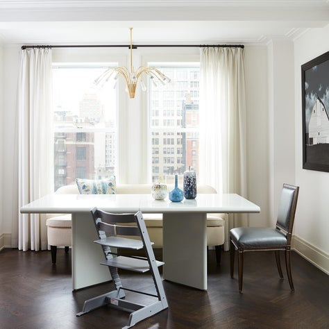 Gramercy Park Dining Area Interior Design