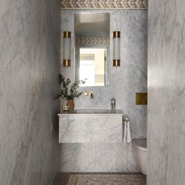 Philadelphia Classical Jewel Bathroom