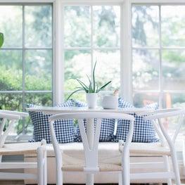 Sunroom Winnetka Residence