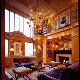 Renaissance-style Library