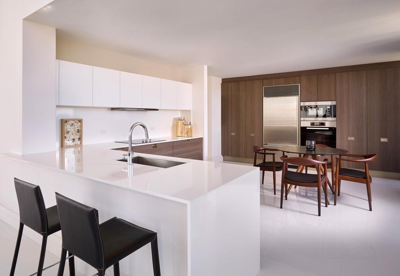 Midtown Model Unit PH6 - Kitchen