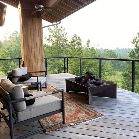 South Carolina : Modern Lodge