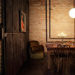 Ada St Private Dining Room