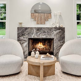 Scarsdale Fireplace