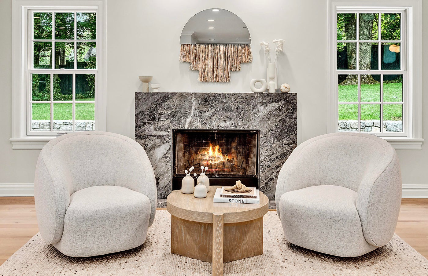 Scarsdale Fireplace