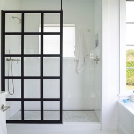 Master Bath with Shower Detail