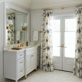 Residence in Houston, Master Bathroom