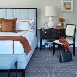 Locust Valley Estate Bedroom