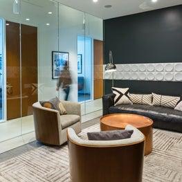 Talent Agency Full Office Renovation
