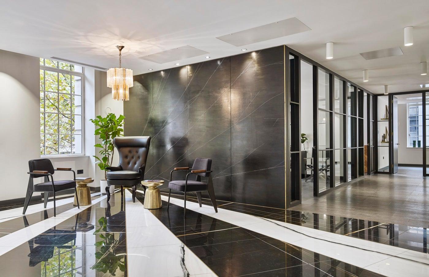 Stylish office in London