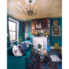 Malachite TV Room