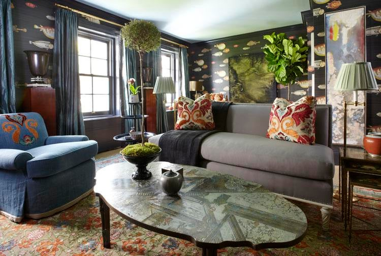 We were proud to work with the talented Jack Levy on the 2013 Kips Bay Show House!