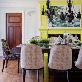 Mad Hatter Dining Room