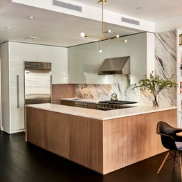 Coveted Tribeca apartment gets a gut renovation with InSpace NY Design